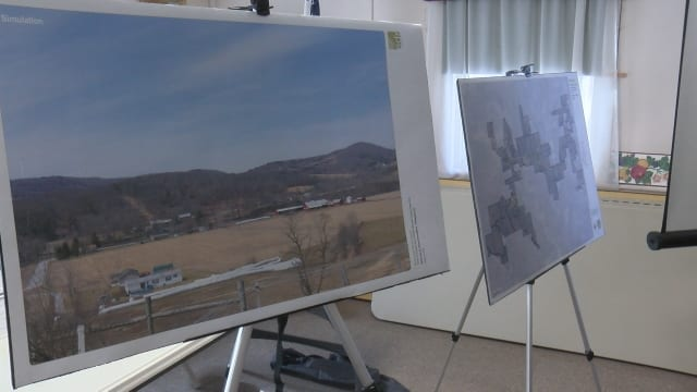 Wind farm sparks controversy in eastern Broome County